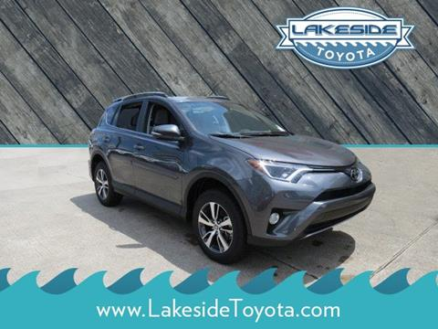 2017 Toyota RAV4 for sale in Metairie LA