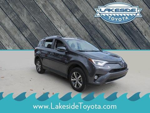 2017 Toyota RAV4 for sale in Metairie LA