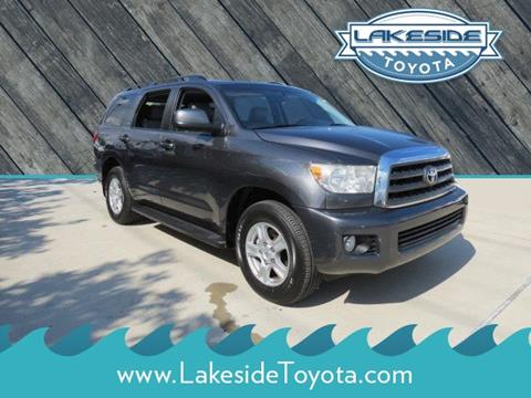 2013 Toyota Sequoia for sale in Metairie LA