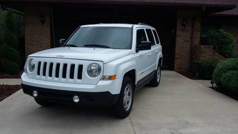2016 Jeep Patriot for sale in Sandy Hook, KY