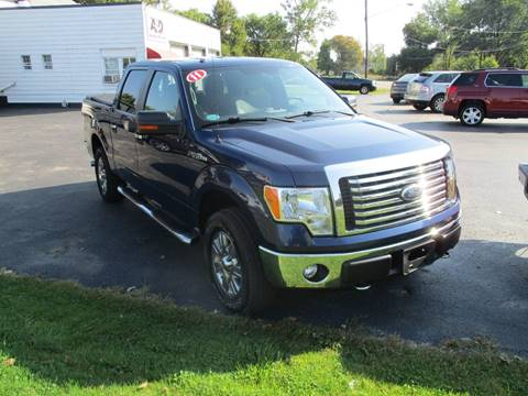 2011 Ford F-150 for sale in Alden NY