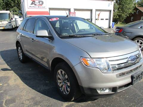 2008 Ford Edge for sale in Alden NY