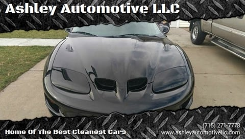 2002 Pontiac Firebird for sale in Altoona, WI