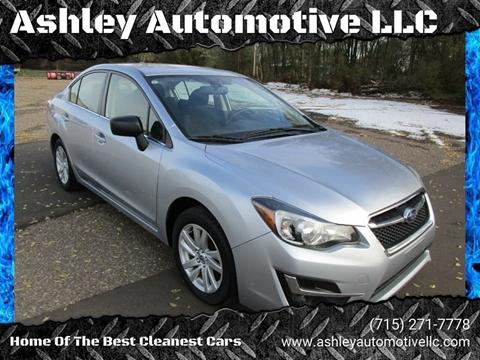 2016 Subaru Impreza for sale in Altoona, WI