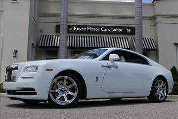 2015 Rolls-Royce Wraith for sale in Clearwater, FL