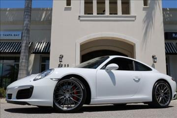 2017 Porsche 911 for sale in Clearwater, FL
