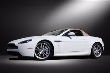 2014 Aston Martin V8 Vantage for sale in Clearwater, FL