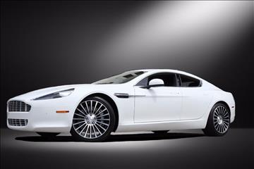 2012 Aston Martin Rapide for sale in Clearwater, FL