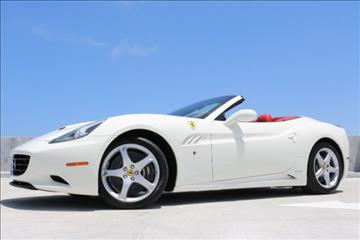 2012 Ferrari California for sale in Clearwater, FL