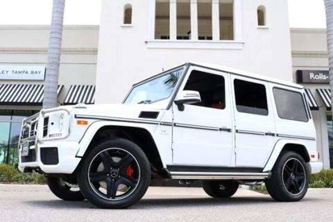 2014 Mercedes-Benz G-Class for sale in Clearwater, FL