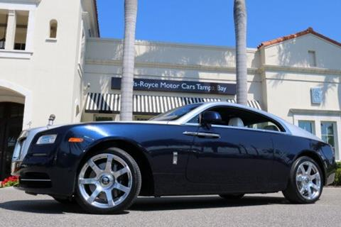 2014 Rolls-Royce Wraith for sale in Clearwater, FL