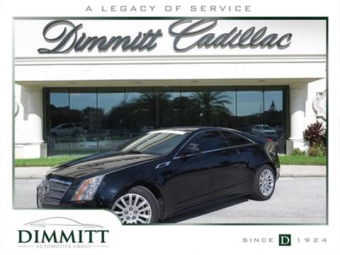 2011 Cadillac CTS for sale in Clearwater, FL