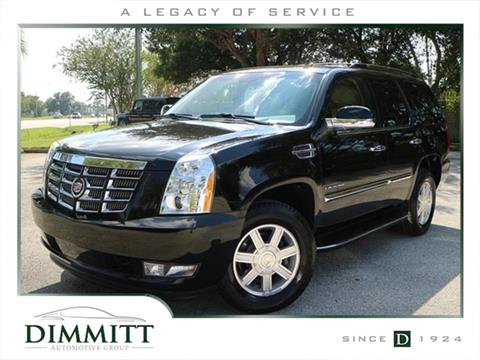 2013 Cadillac Escalade for sale in Clearwater, FL