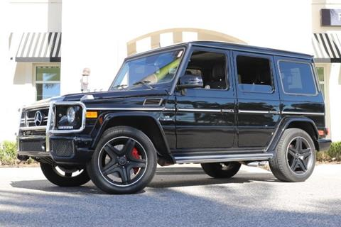 2013 Mercedes-Benz G-Class for sale in Clearwater, FL