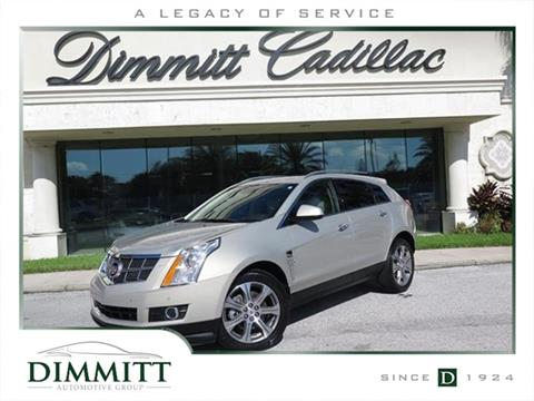 2012 Cadillac SRX for sale in Clearwater, FL