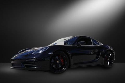 2017 Porsche 718 Cayman for sale in Clearwater, FL