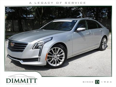 2017 Cadillac CT6 for sale in Clearwater, FL