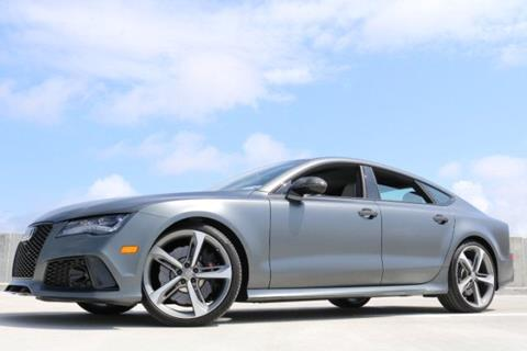 2014 Audi RS 7 for sale in Clearwater, FL