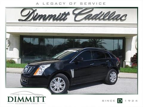2015 Cadillac SRX for sale in Clearwater, FL