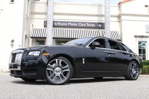 2016 Rolls-Royce Ghost Series II for sale in Clearwater, FL