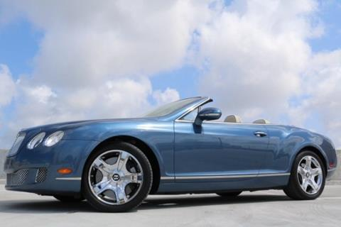 2011 Bentley Continental GTC for sale in Clearwater, FL