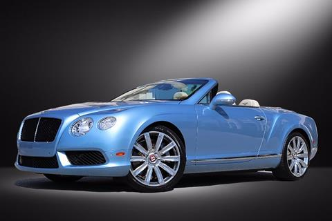 2015 Bentley Continental GTC V8 for sale in Clearwater, FL