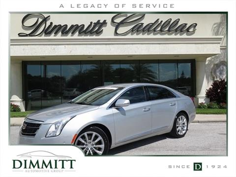 2017 Cadillac XTS for sale in Clearwater, FL