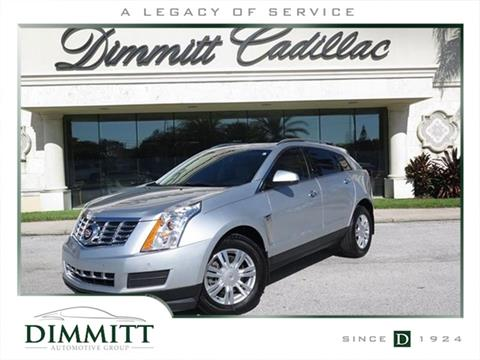 2016 Cadillac SRX for sale in Clearwater, FL