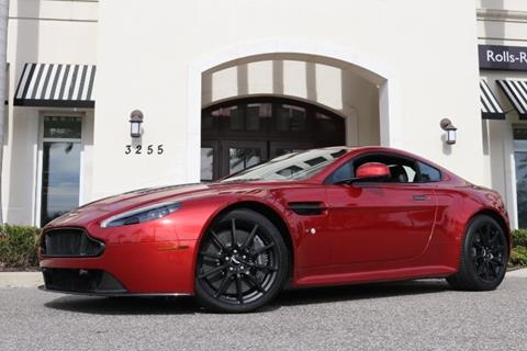 2017 Aston Martin V12 Vantage S for sale in Clearwater, FL
