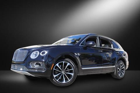 2017 Bentley Bentayga for sale in Clearwater, FL