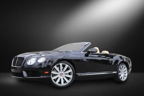 2015 Bentley Continental for sale in Clearwater, FL