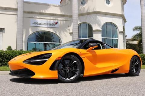2018 McLaren 720S for sale in Clearwater, FL
