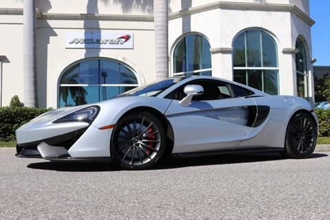 2017 McLaren 570GT for sale in Clearwater, FL