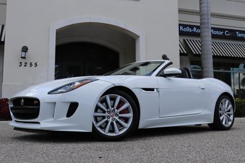 2016 Jaguar F-TYPE for sale in Clearwater, FL