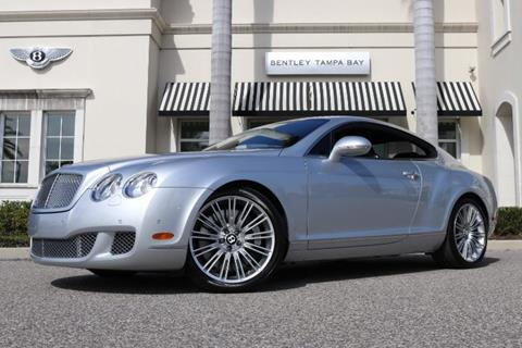 2010 Bentley Continental for sale in Clearwater, FL