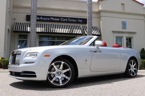 2017 Rolls-Royce Dawn for sale in Clearwater, FL