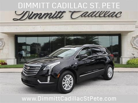 2017 Cadillac XT5 for sale in Clearwater, FL