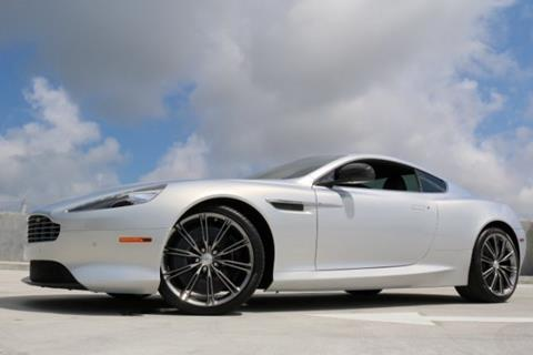 2014 Aston Martin DB9 for sale in Clearwater, FL