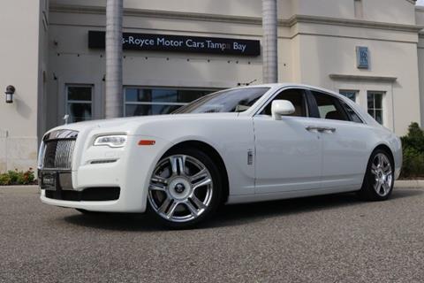 2015 Rolls-Royce Ghost for sale in Clearwater, FL