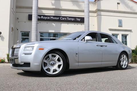 2013 Rolls-Royce Ghost for sale in Clearwater, FL