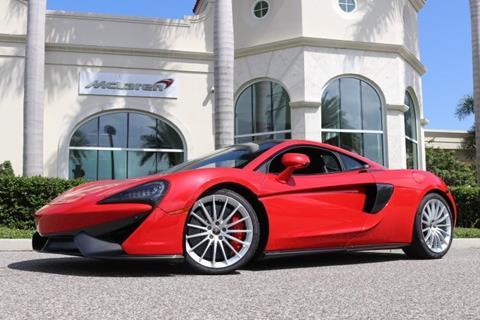 2018 McLaren 570GT for sale in Clearwater, FL