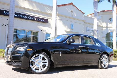 2017 Rolls-Royce Ghost for sale in Clearwater, FL