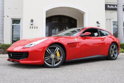 2017 Ferrari GTC4Lusso for sale in Clearwater, FL