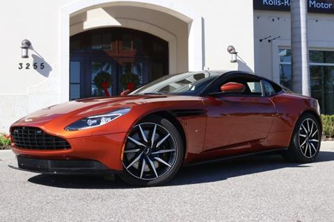 2018 Aston Martin DB11 for sale in Clearwater, FL