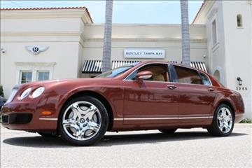 2006 Bentley Continental Flying Spur for sale in Clearwater, FL