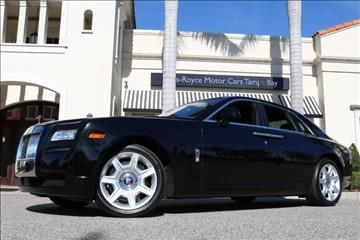2014 Rolls-Royce Ghost for sale in Clearwater, FL