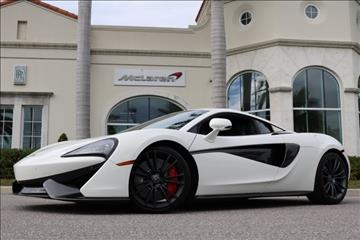 2016 McLaren 570S Coupe for sale in Clearwater, FL