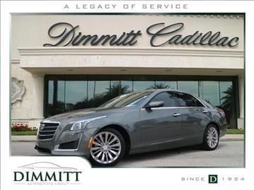 2016 Cadillac CTS for sale in Clearwater, FL