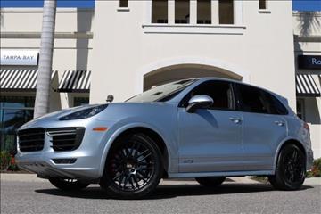 2017 Porsche Cayenne for sale in Clearwater, FL