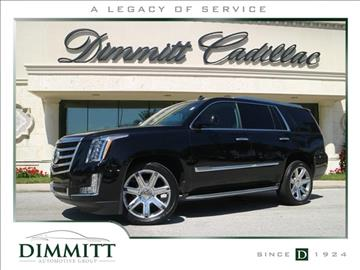 2015 Cadillac Escalade for sale in Clearwater, FL